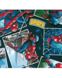 Acolchado Disney Spiderman Azul Marino