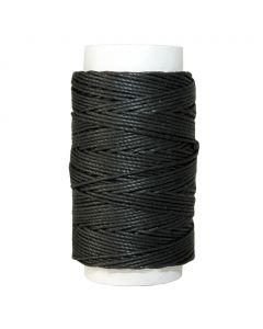 Hilo Cañamo Chico color Negro Paquete de 24 pzs