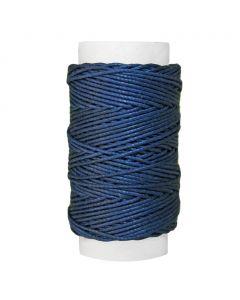 Hilo Cañamo Chico color Azul Marino Paquete de 24 pzs