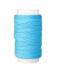 Hilo Cañamo Chico color Azul Turquesa Paquete de 24 pzs
