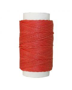 Hilo Cañamo Chico color Rojo Paquete de 24 pzs