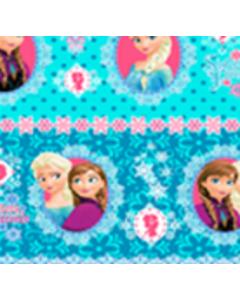 Acolchado Disney Frozen Guia Azul Cielo