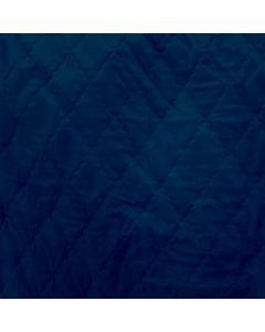 Acolchado Zara Liso Azul Marino