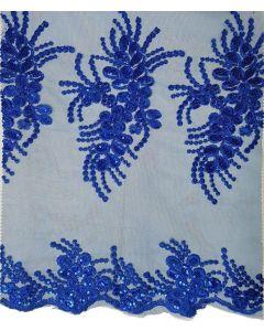 Fiesta Vogue Racimo Azul Rey