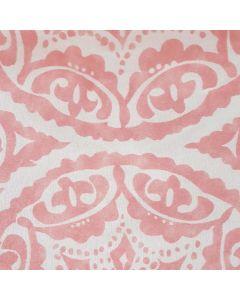 Franela Sabana 2.50 Circulo Rosa Coral