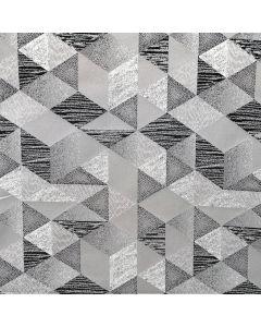 Decoracion Benetti Geometrico Negro