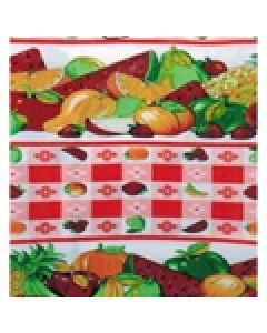 Mantel Roco Sandia Naranja