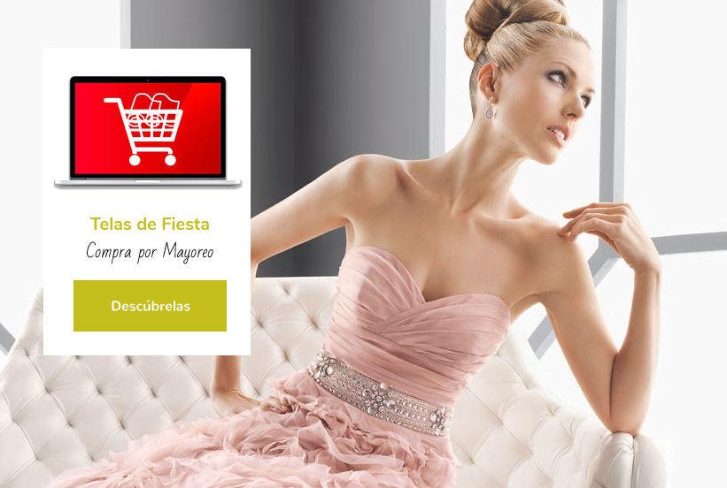 Tienda Online De Telas Por Mayoreo Parisina