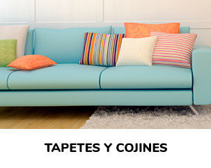Tapetes y Cojines