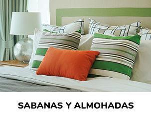Sabanas y Almohadas