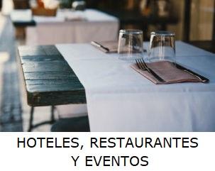 Hoteles, Restaurantes y Eventos