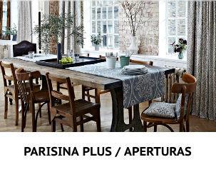 Parisina Plus / Aperturas
