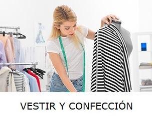 Vestir y Confección